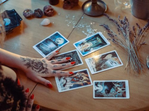 The Accuracy of Tarot Card Readings