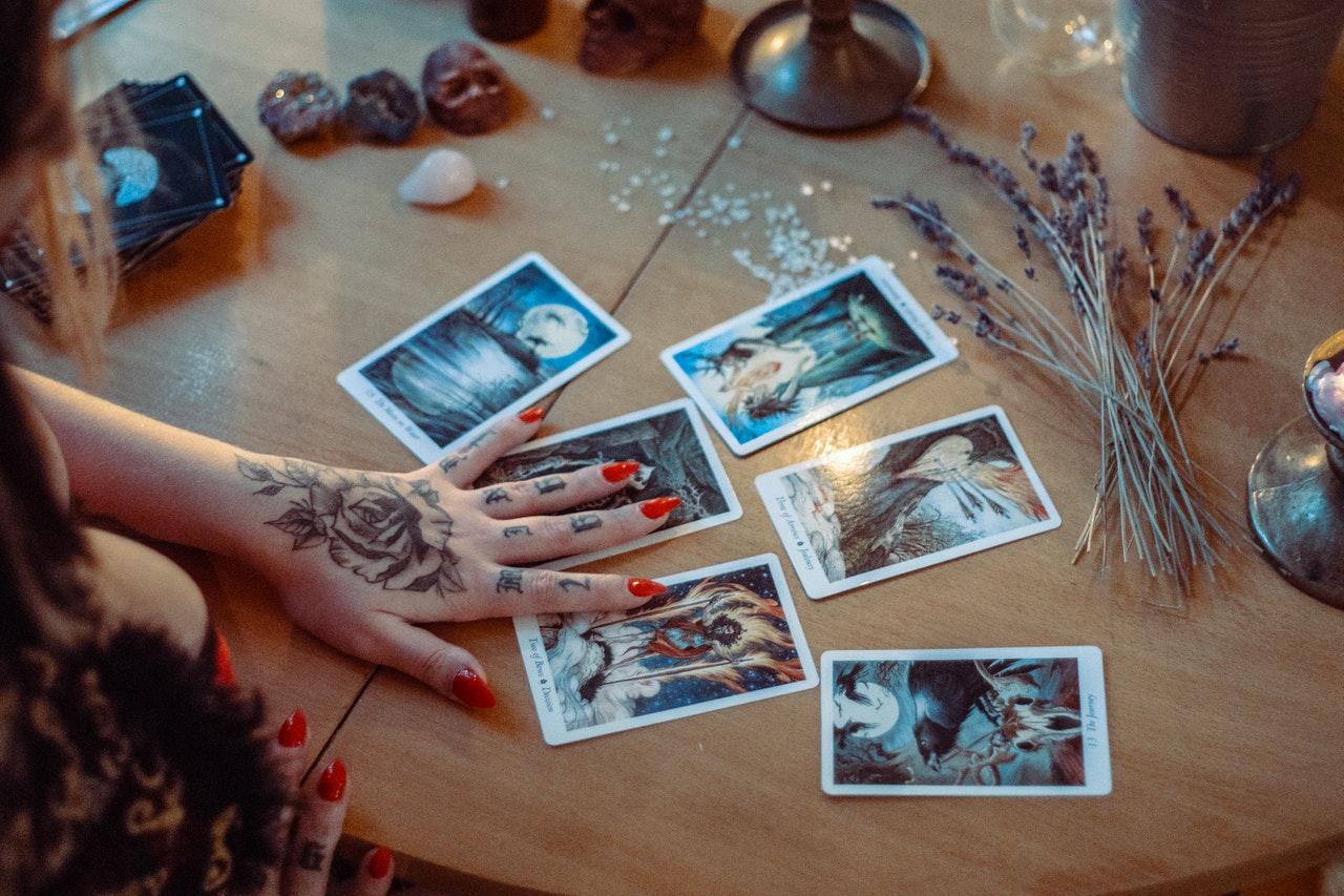 The Accuracy of Tarot Card Readings