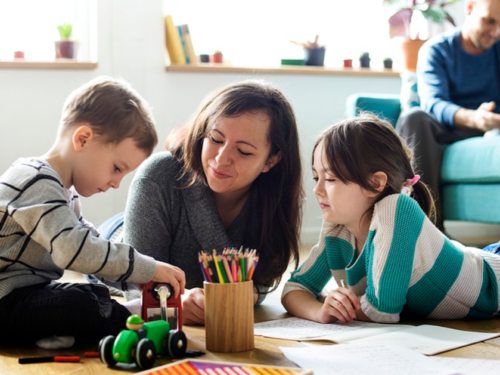 Family Activities You Can Try When You're Stuck at Home